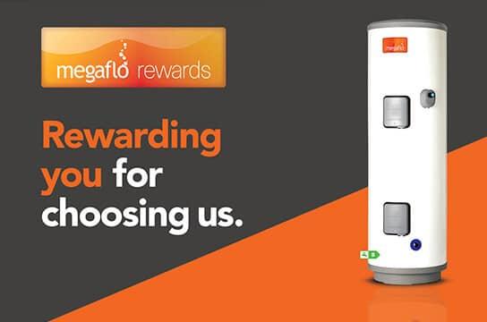 Megaflo Rewards launch