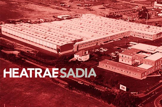 Heatrae Sadia factory in Norwich