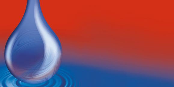 Santon droplet logo