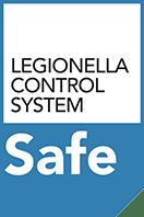 Legionella Portrait logo